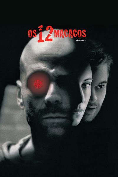 """Pôster do filme """"Os 12 Macacos"""""""