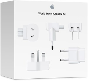 Kit de adaptadores mundial da Apple