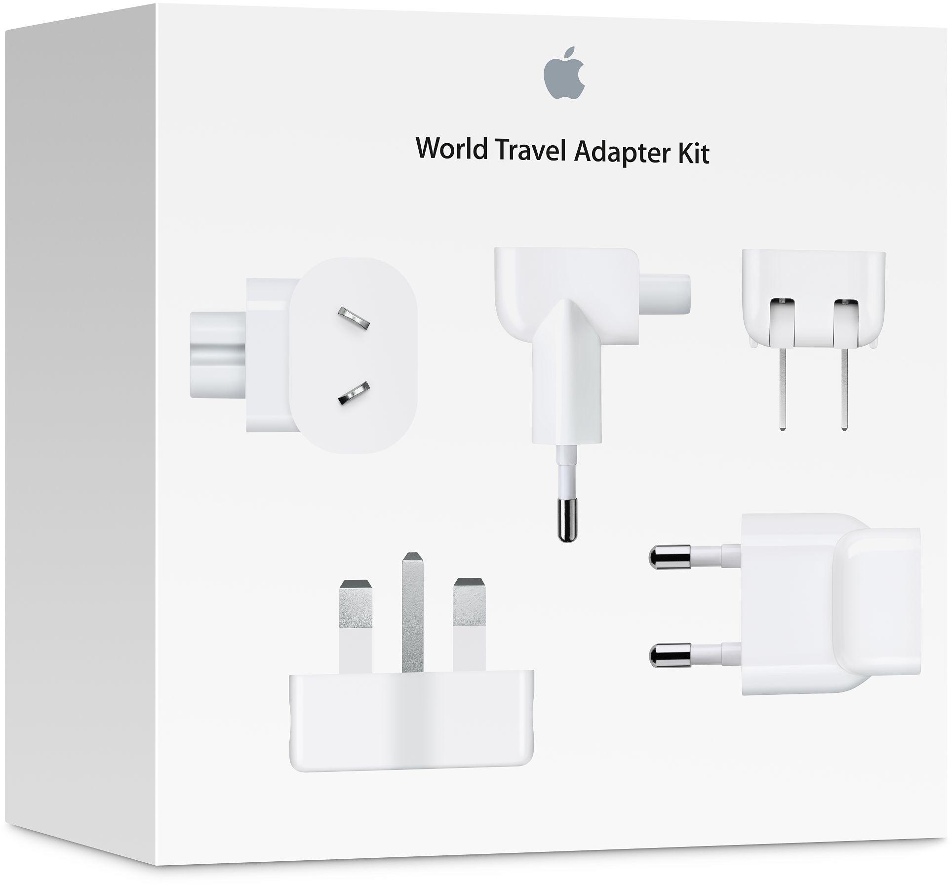 Kit de adaptadores mundial da Apple
