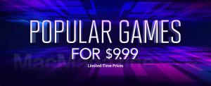 Jogos populares na Mac App Store