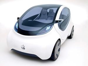 Conceito de carro da Apple