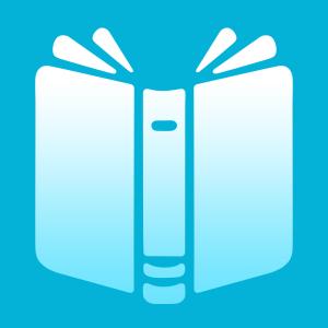 Ícone do app BookBuddy para iPhones/iPods touch