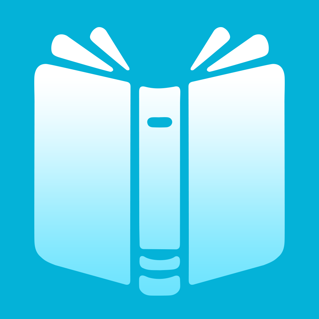 Ícone do app BookBuddy para iPhones/iPods touch