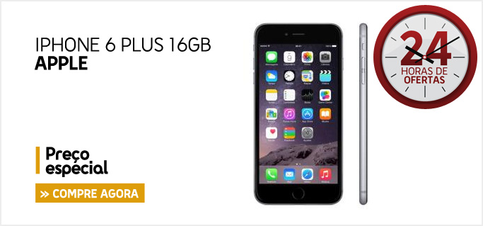 iPhone 6 Plus com desconto na Fnac