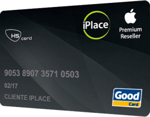Cartão iPlace