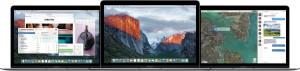 OS X El Capitan em MacBooks