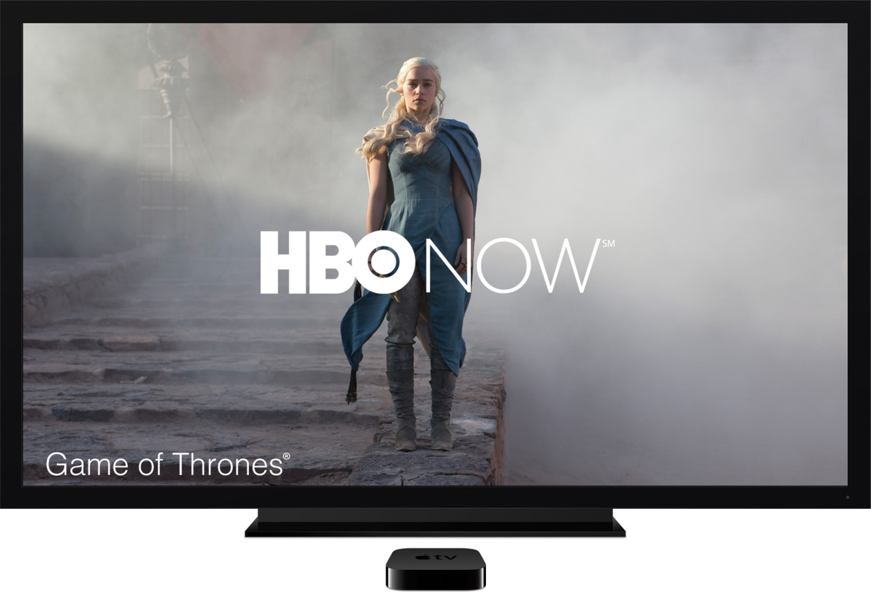 HBO NOW na Apple TV