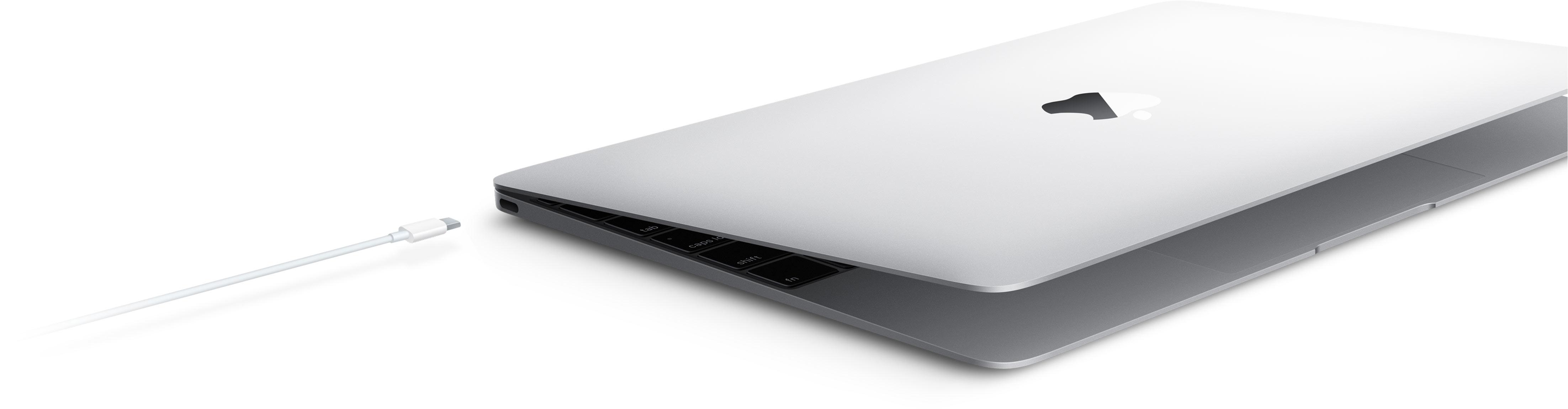 Porta USB-C dos novos MacBooks