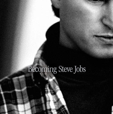 "Livro ""Becoming Steve Jobs"""
