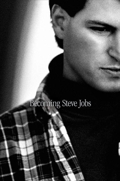 "Livro ""Becoming Steve Jobs"""