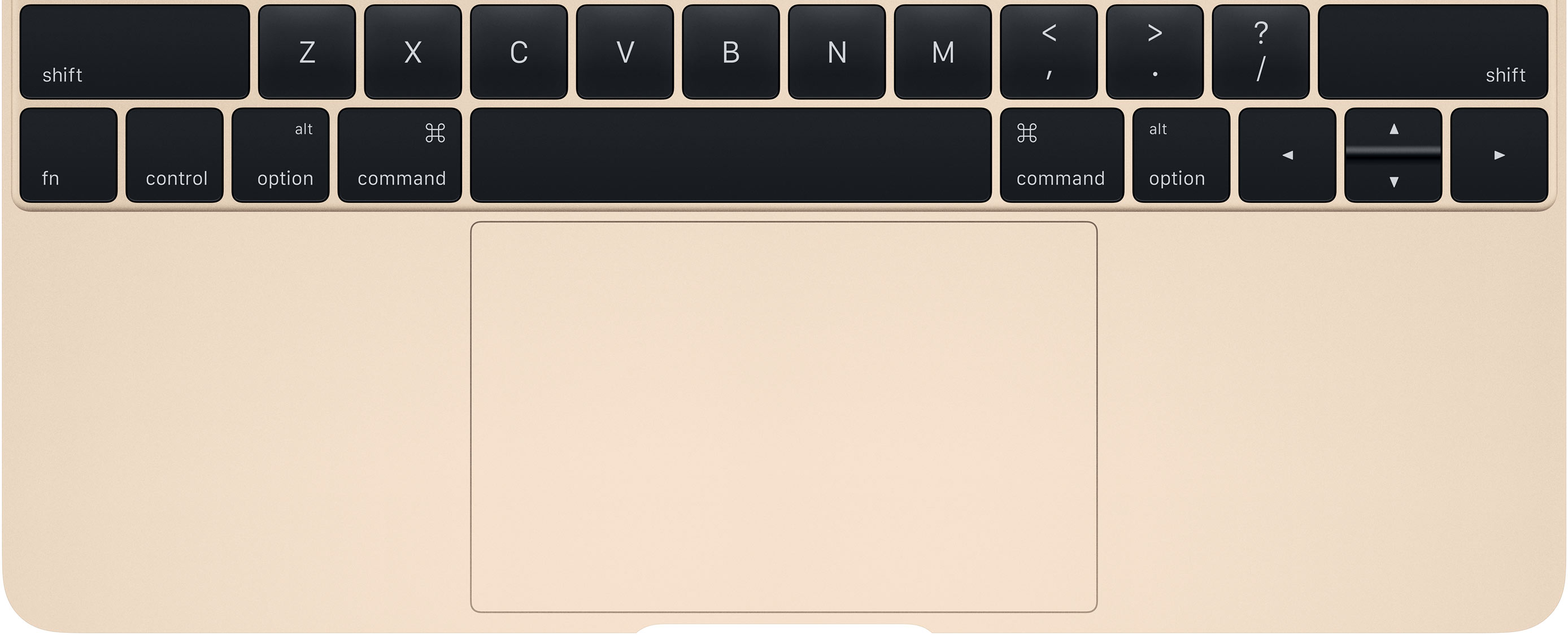 Novo trackpad da Apple