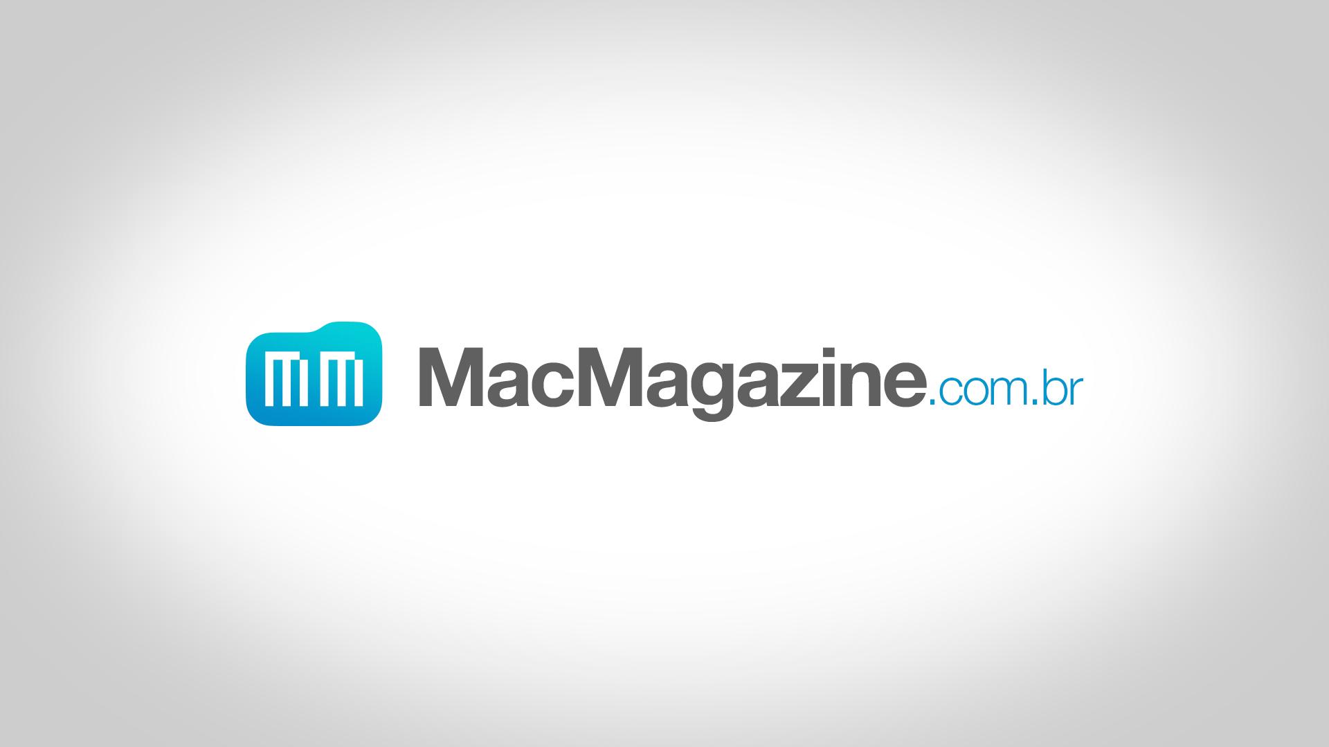 Novo logo do MacMagazine