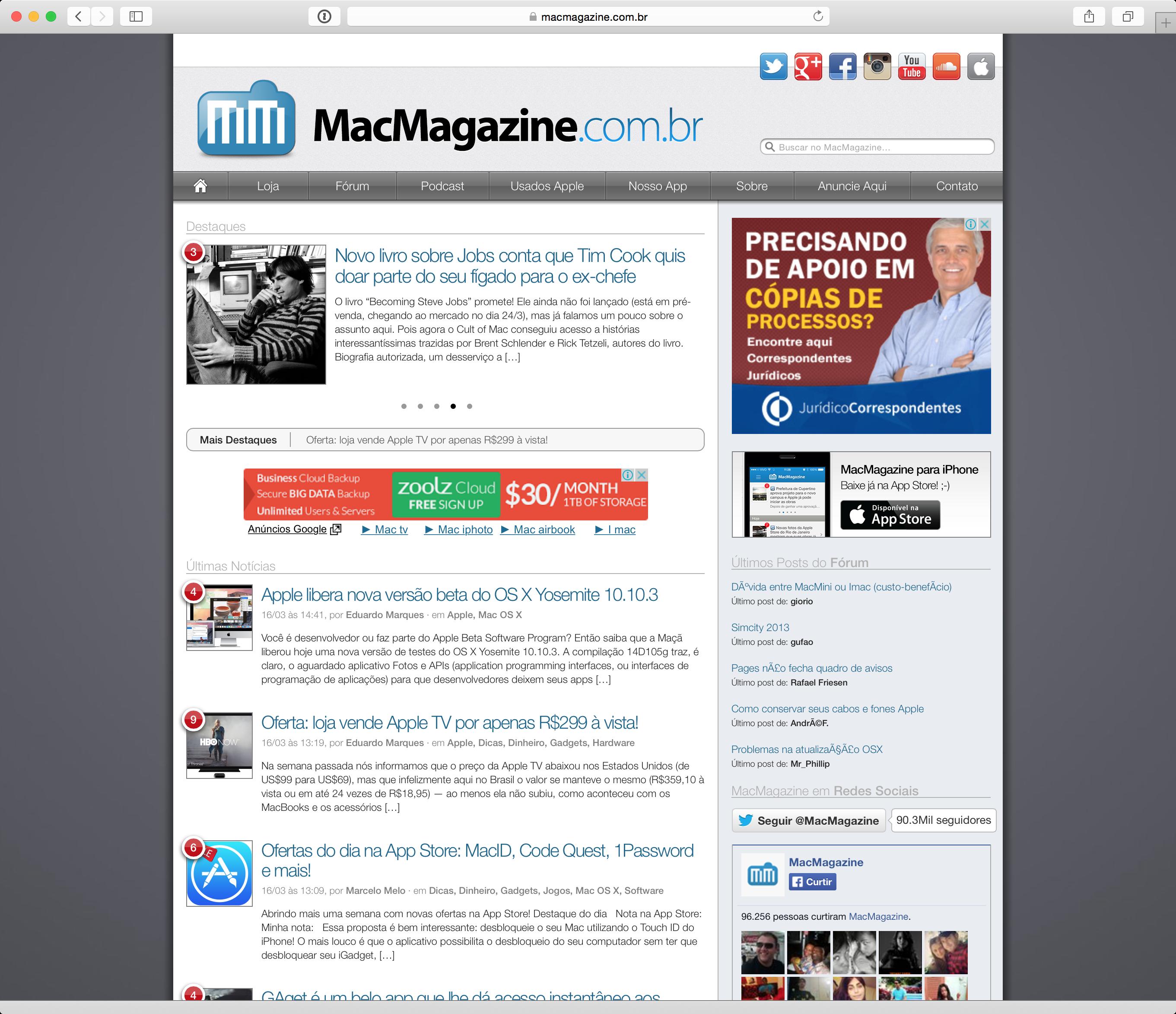 MacMagazine anterior