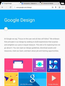 Google Chrome para iOS