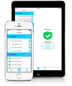 VirusBarrier para iOS