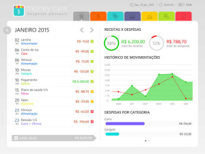 Money Care para iPad