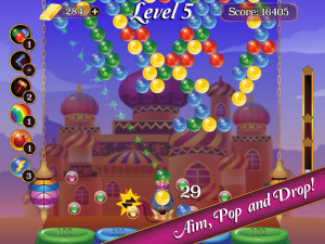 Screenshot de Bubble Nights