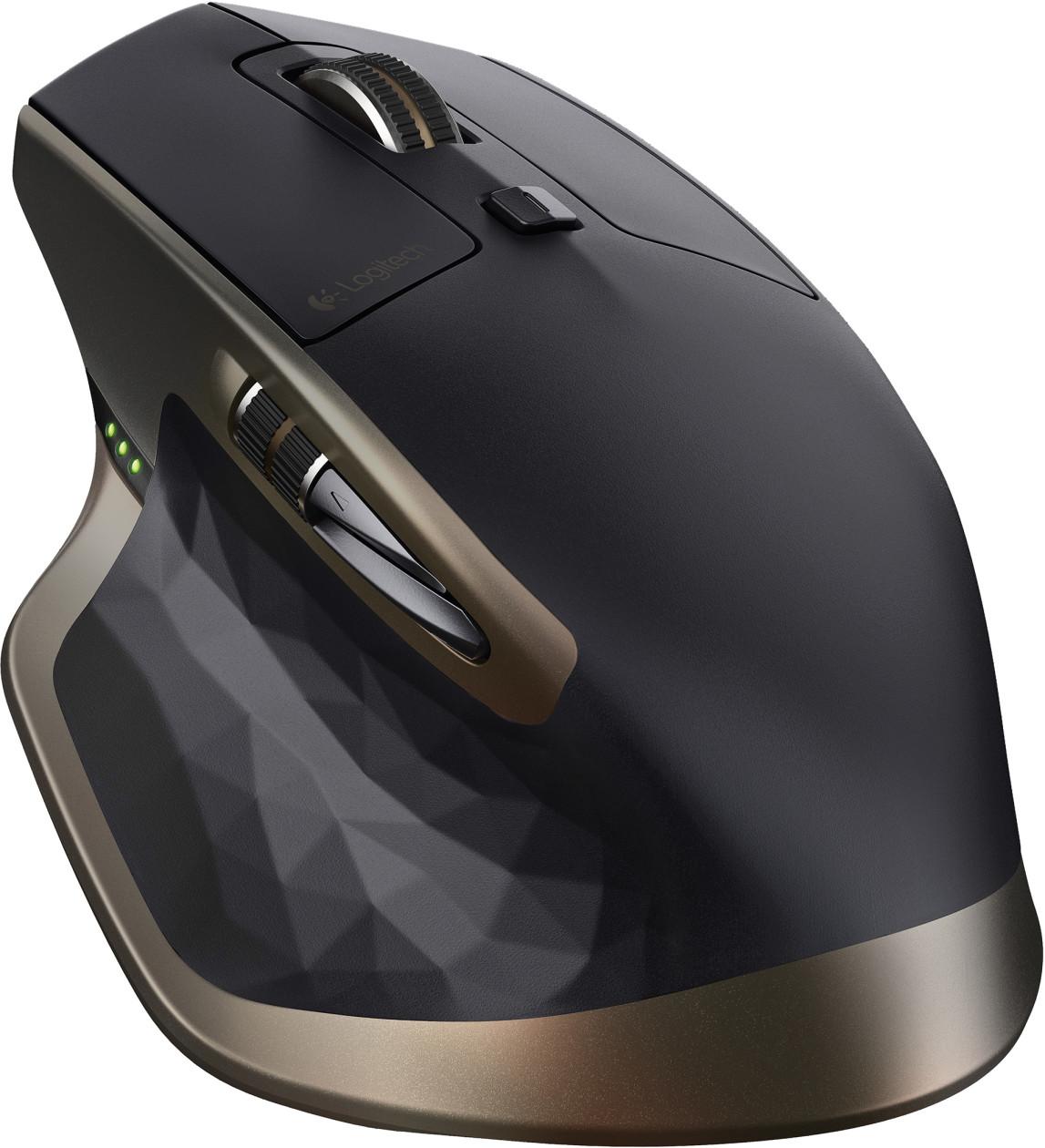 Logitech finalmente lança um novo mouse wireless, o MX Master