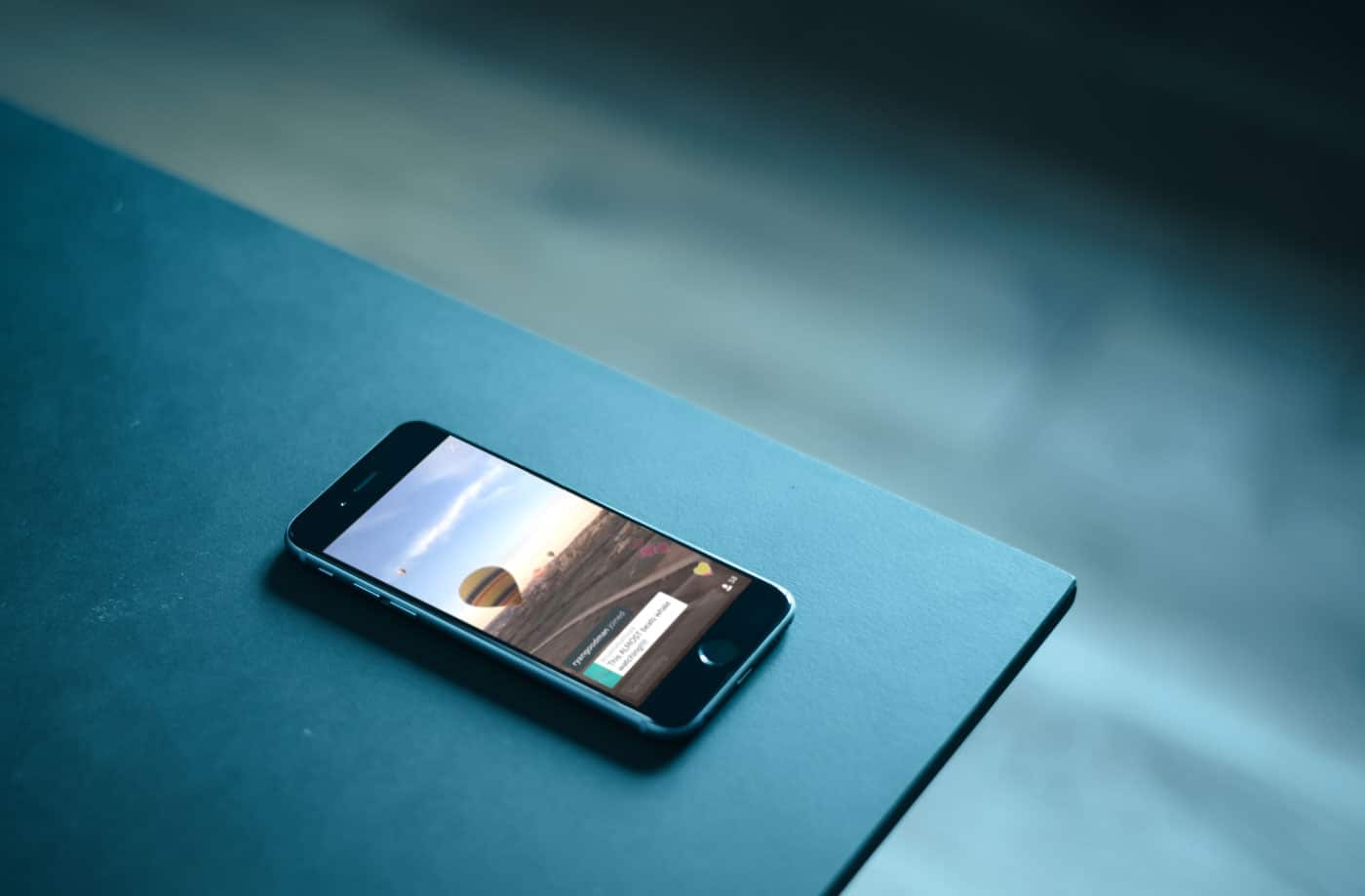App Periscope para iPhones/iPods touch