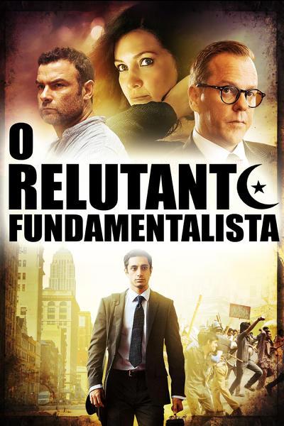 """Pôster do filme """"O Relutante Fundamentalista"""""""