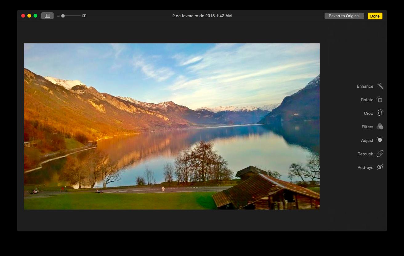 Fotos para Mac OS X