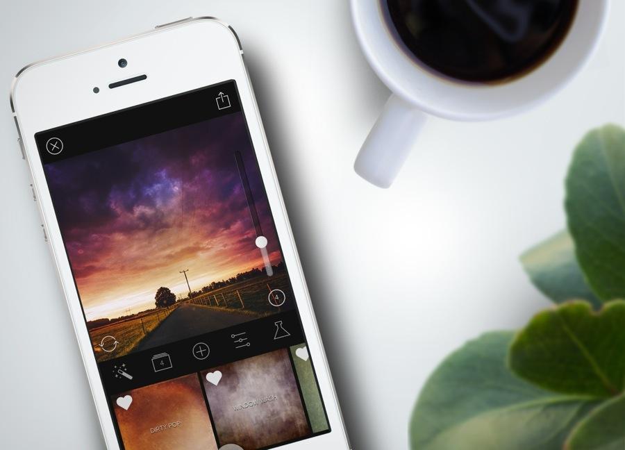 App Mextures para iPhones/iPods touch