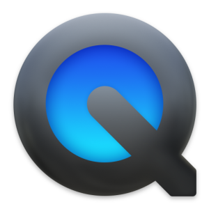 Ícone - QuickTime Player do OS X Yosemite
