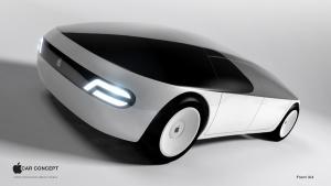 Conceito de Apple Car