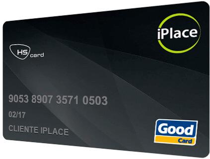 Cartão da iPlace