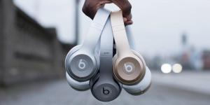 Novas cores da Beats