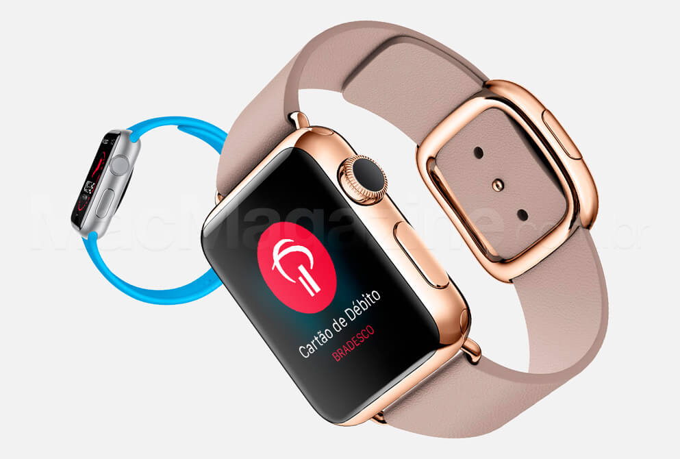 Banco Bradesco para o Apple Watch