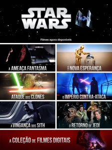 Banner do Star Wars