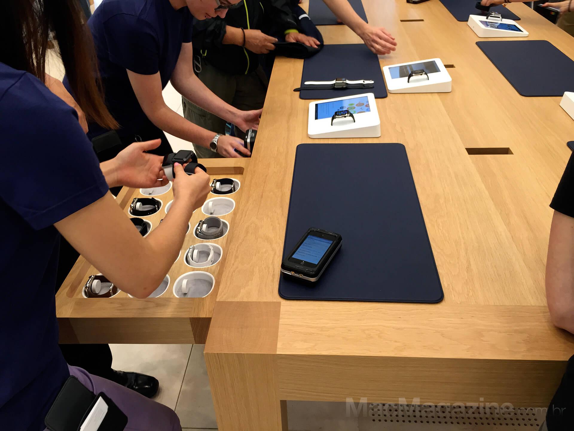 Apple Watch na Austrália