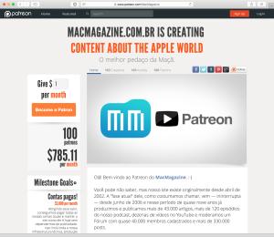 100 patrões do MacMagazine