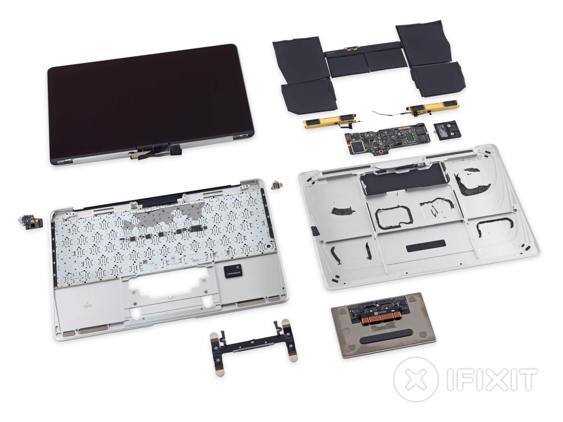 Desmontagem do novo MacBook - iFixit