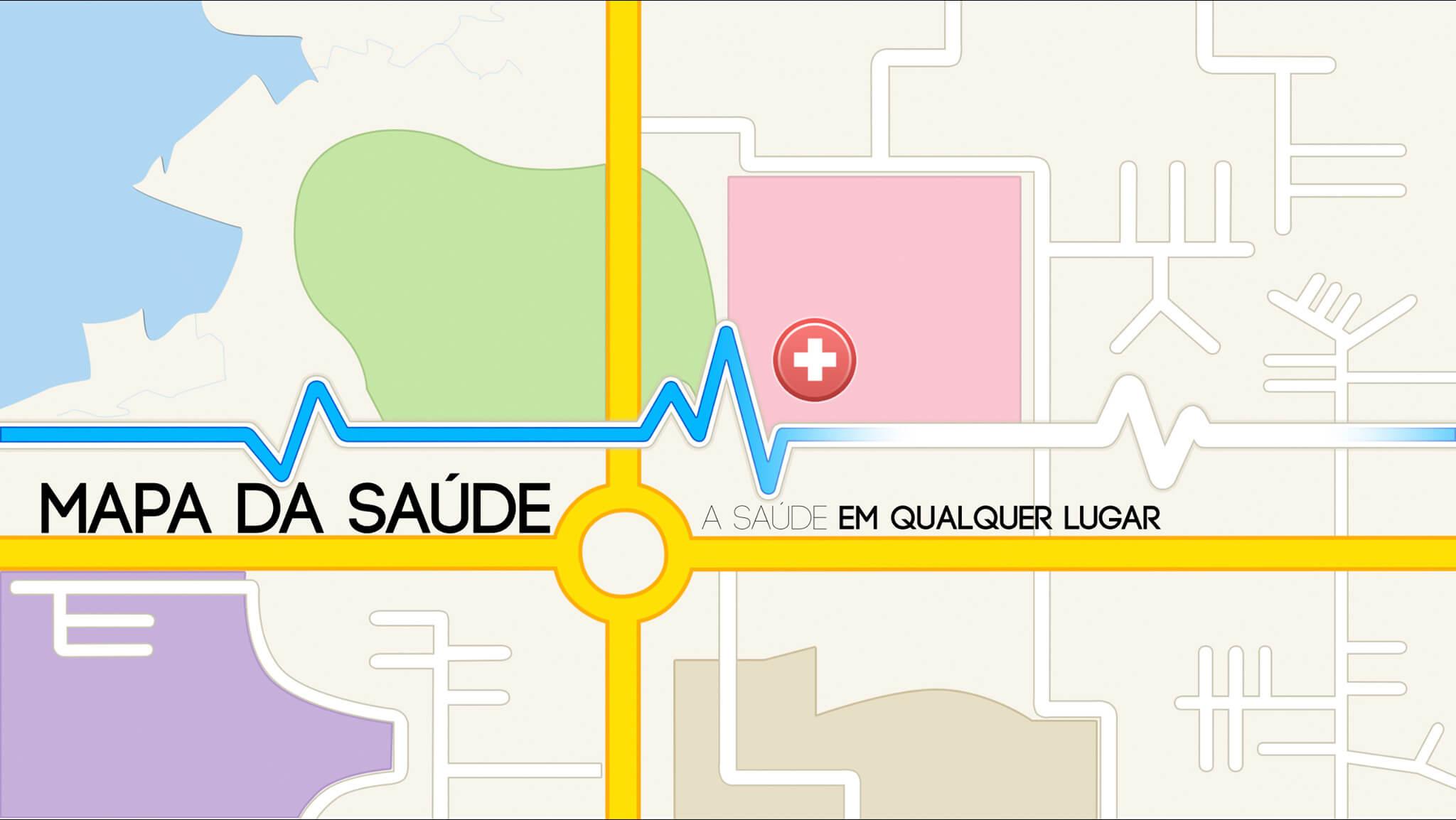Mapa da Saúde