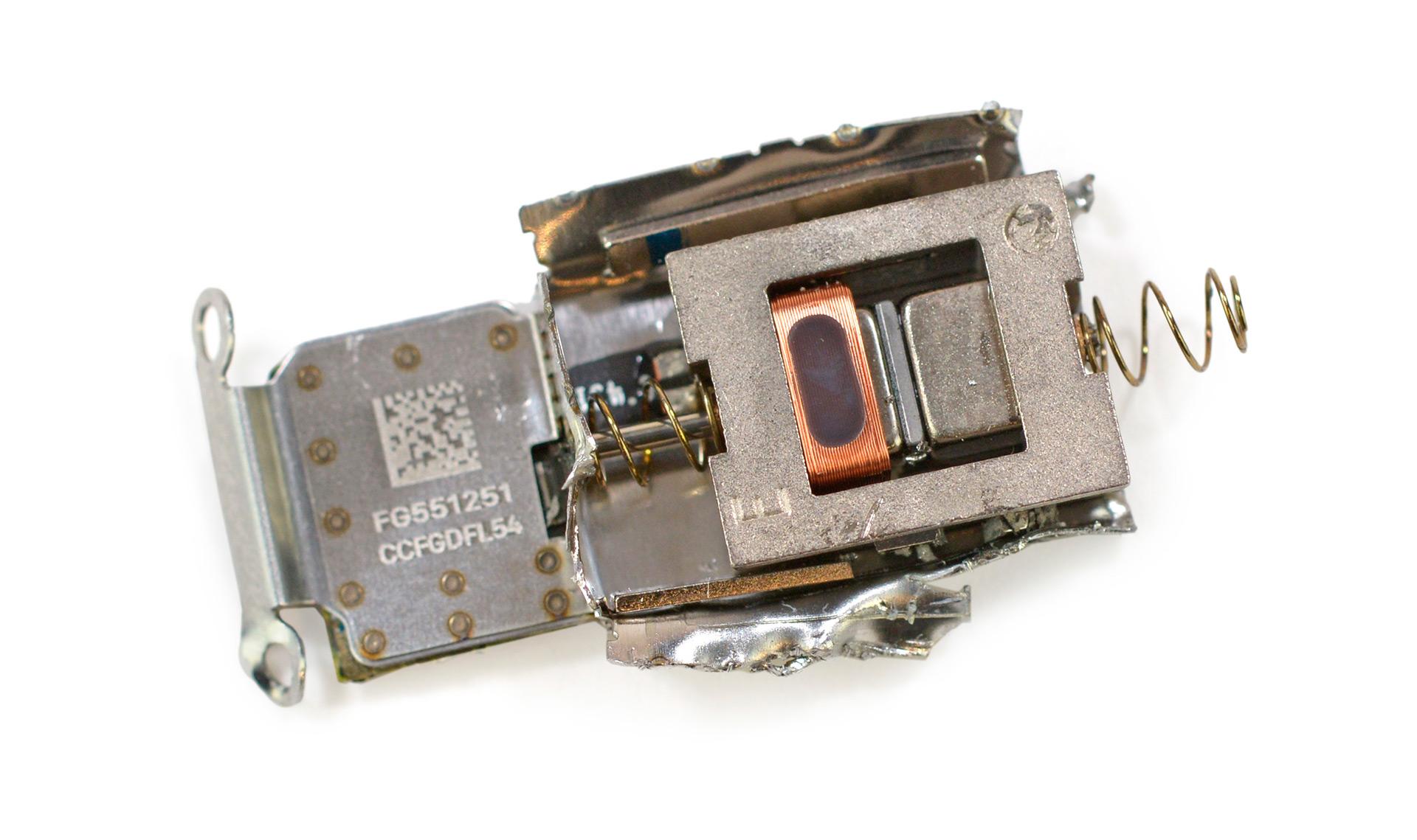 O Taptic Engine do Apple Watch