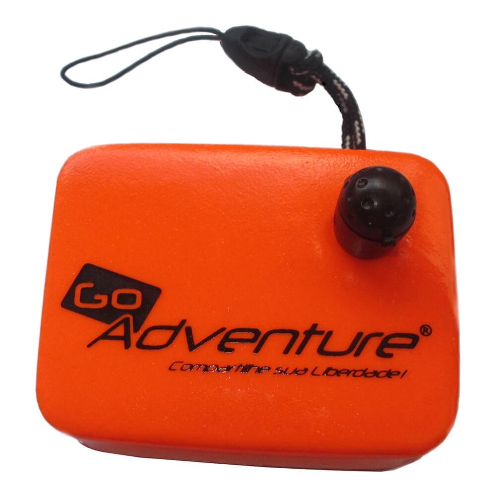 Flutuador para a case Go Adventure, da Kraft