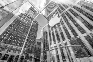 Apple Retail Store da Quinta Avenida em Nova York