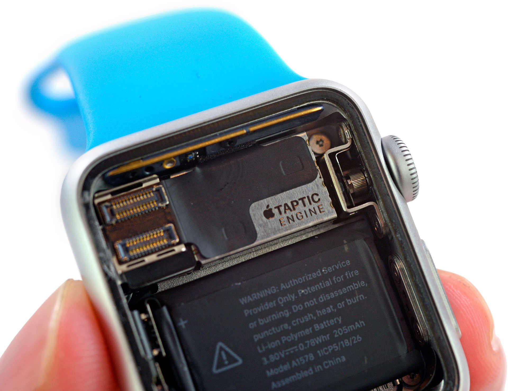 Taptic Engine do Apple Watch