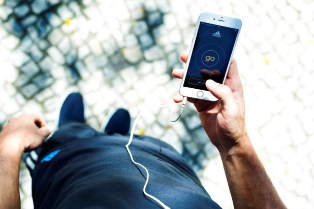 App adidas go para iPhones/iPods touch