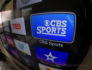 Canal CBS Sports na Apple TV