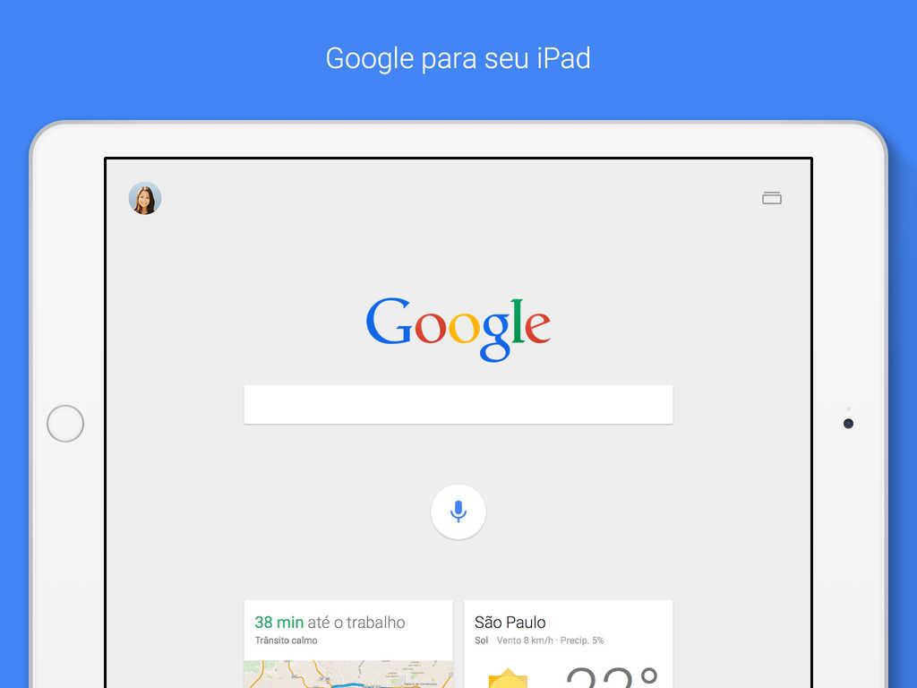 Google para iPad