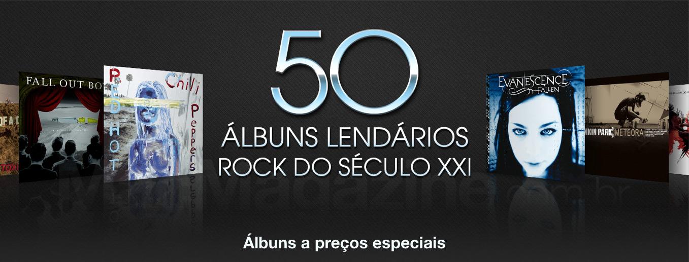 50 álbuns de rock
