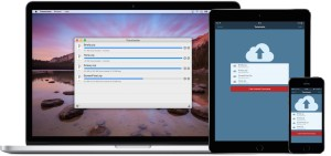 App Transloader para iOS e OS X