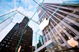 Apple Store da Quinta Avenida