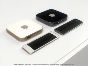 Conceito de Apple TV
