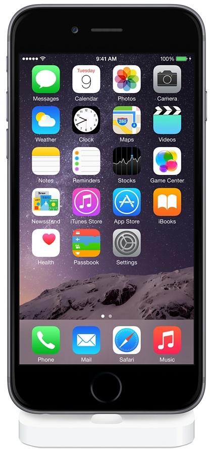 Base Lightning para iPhones