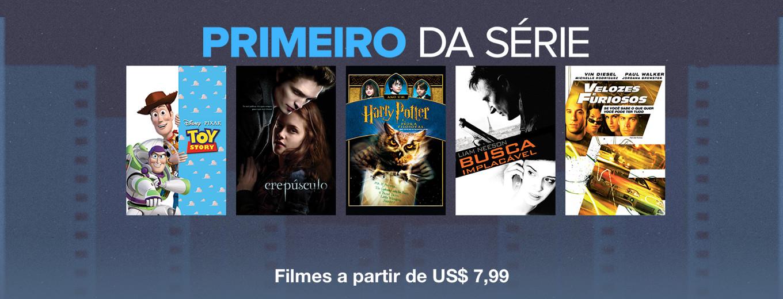 Primeiros filmes na iTunes Store