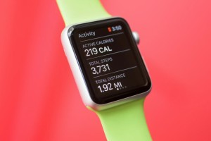 App Atividade, do Apple Watch